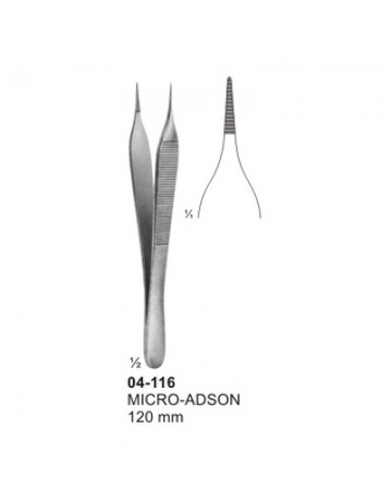 Delicate Dissecting, Microscopic,Sterilizing Forceps