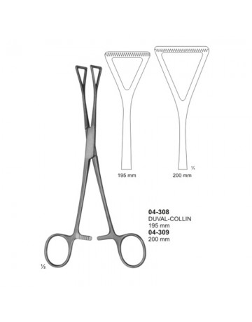 intestinal Grasping Forceps