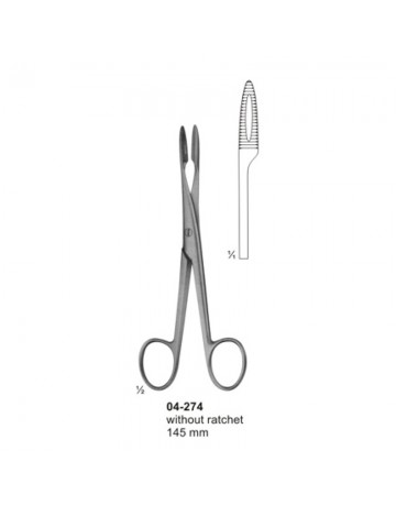 Sponge and Dressing Forceps